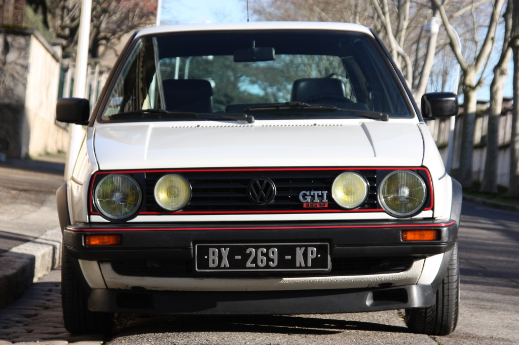 volkswagen golf ii gti 16s voitures vintage. Black Bedroom Furniture Sets. Home Design Ideas