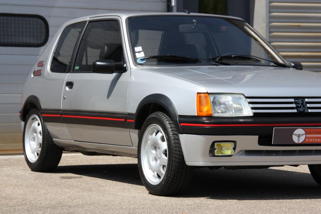 Kit voiture 205