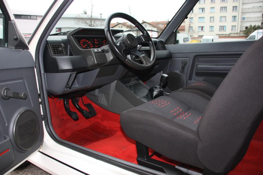 Interieur 5 gt turbo 28 images troc echange echange 5 for Renault super 5 interieur